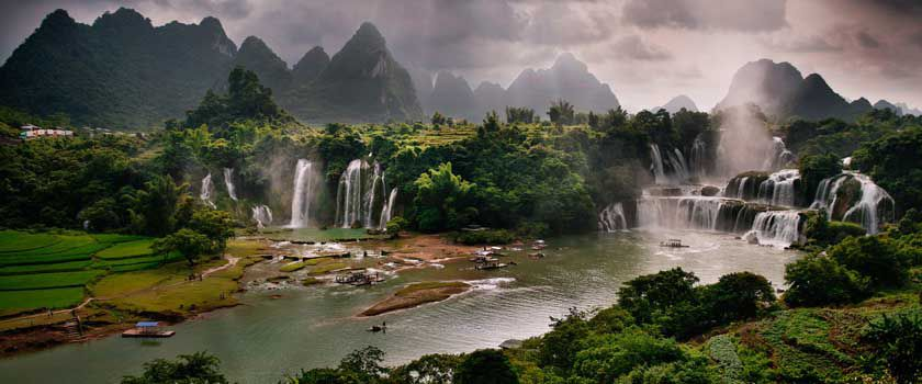 Guangxi and Guilin