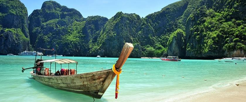 Visit Koh Phi Phi  Thailand  Wexas Travel