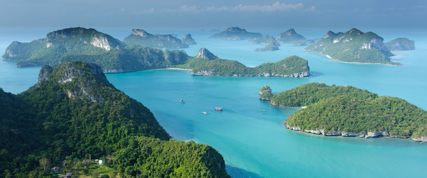 Southern Thailand & Islands
