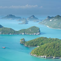 Southern Thailand &amp; Islands