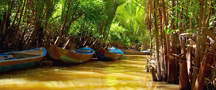 Mekong Delta & Southern Coast