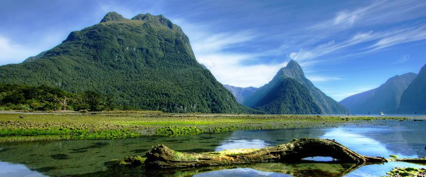 Milford Sound & Fiordland