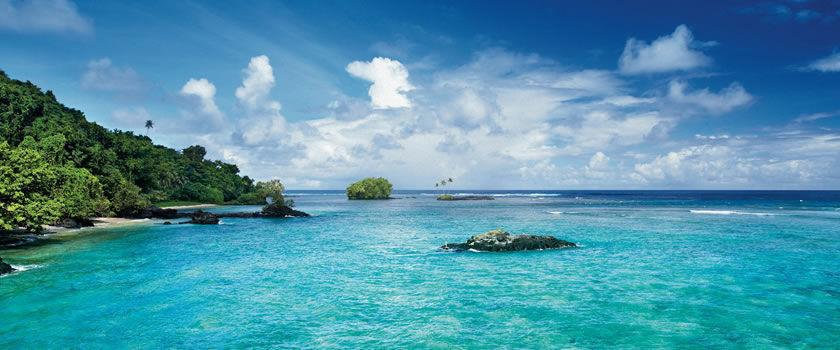 Samoa holidays