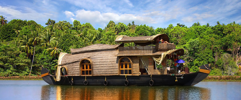 Kerala cruises | South India luxury cruising