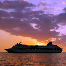 Round-the-world cruises