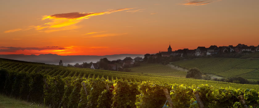 Eastern France