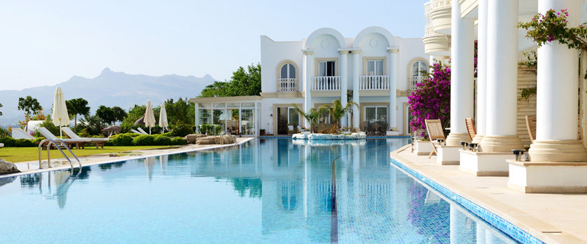 Villa holidays