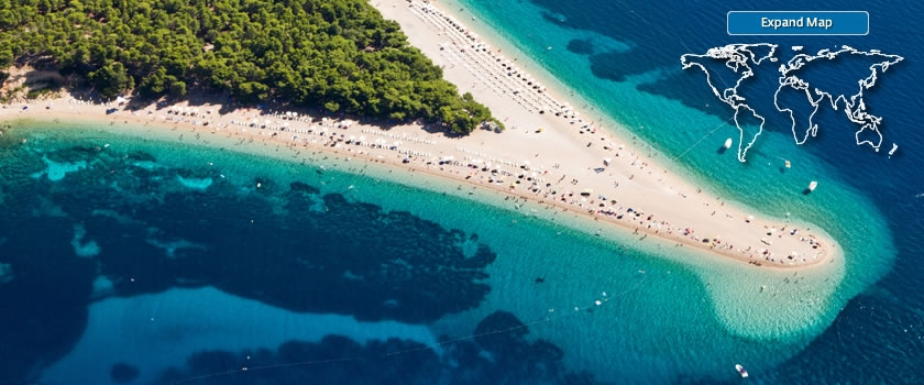 THE BEST BEACH HOLIDAYS IN EUROPE