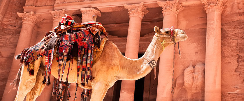 Jordan holidays tailor-made
