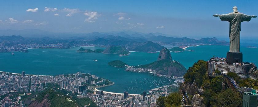 Brazil holidays tailor-made