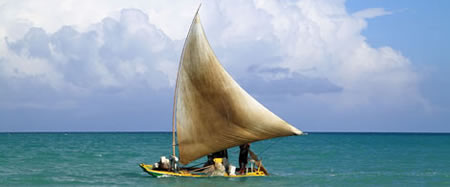 Sailing Boat Brazil