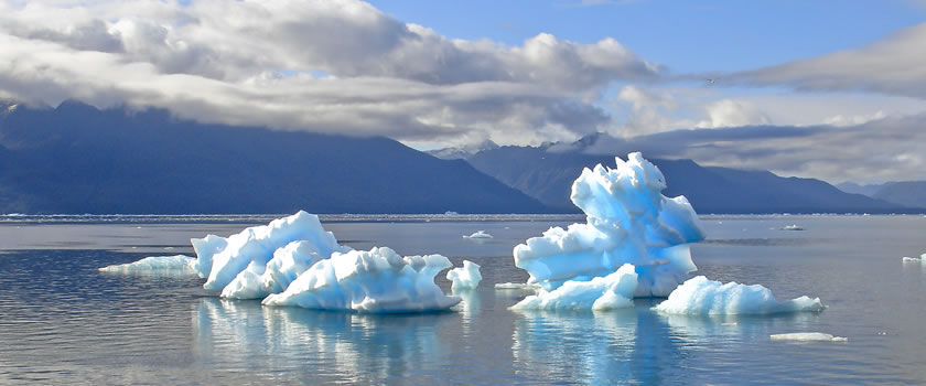 San Rafael Glacier & Carreterra Austral