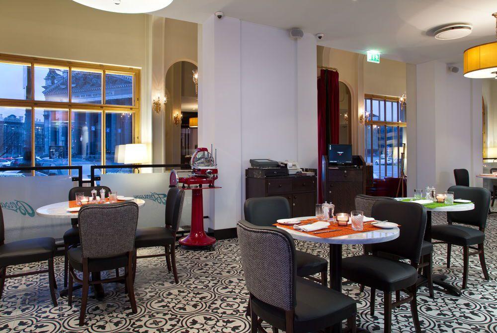 Borsalino Restaurant, Angleterre, St Petersburg
