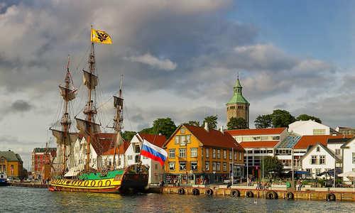 The Harbour, Stavanger, Norway