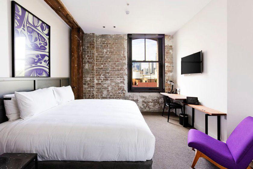 1888 Hotel Room