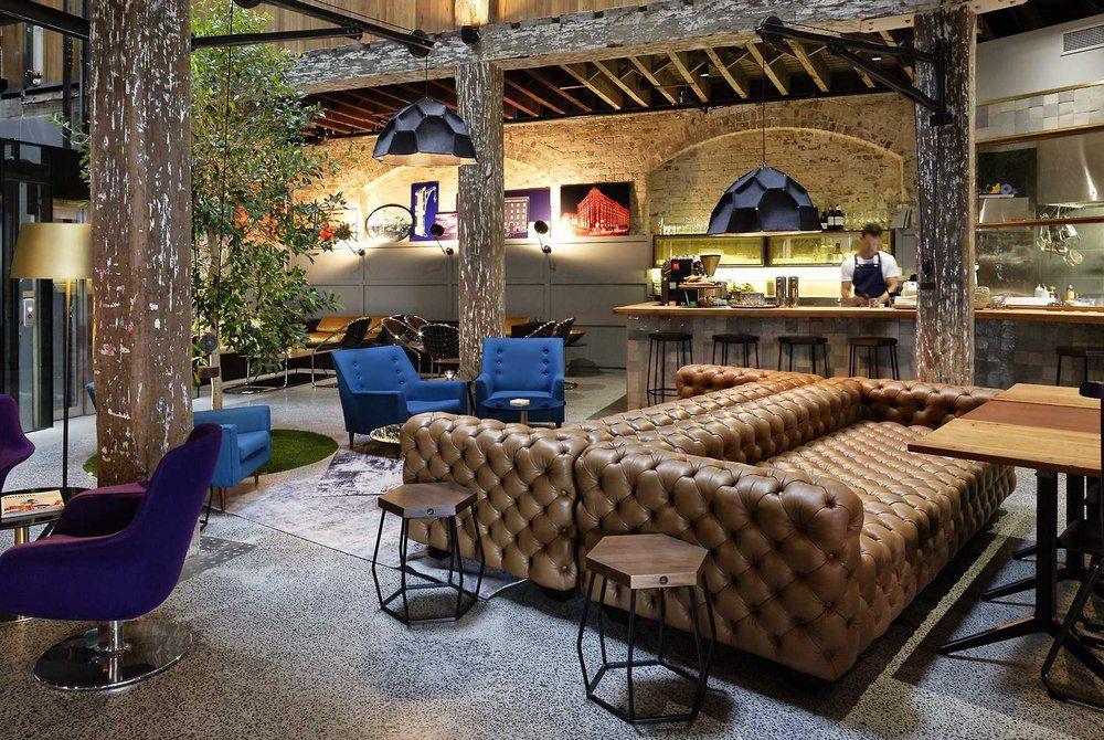 1888 Hotel Bar/Lounge