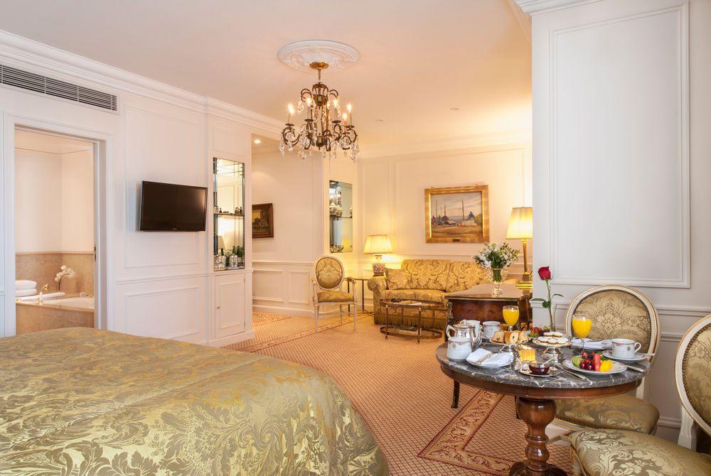 Junior Suite, Alvear Palace Hotel, Buenos Aires