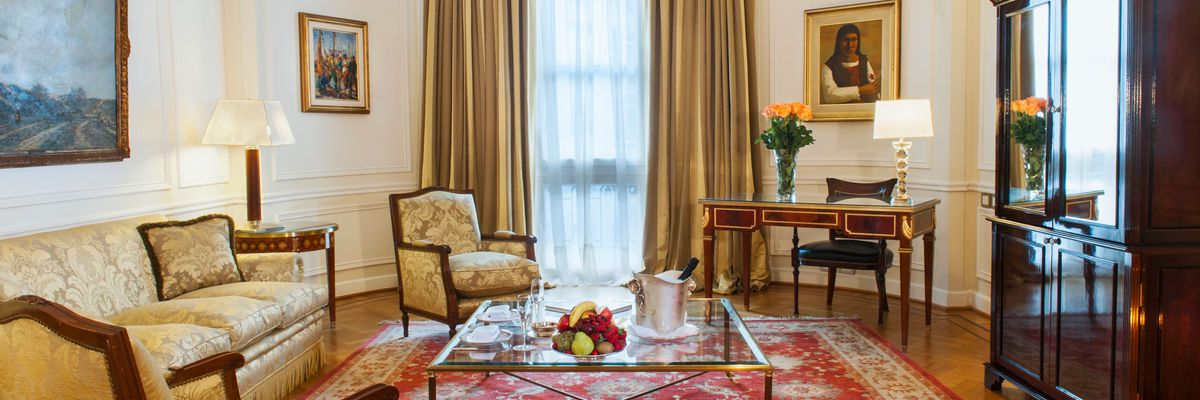 Governor Room, Alvear Palace Hotel, Buenos Aires