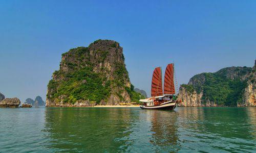 Princess Junk, Ha Long Bay