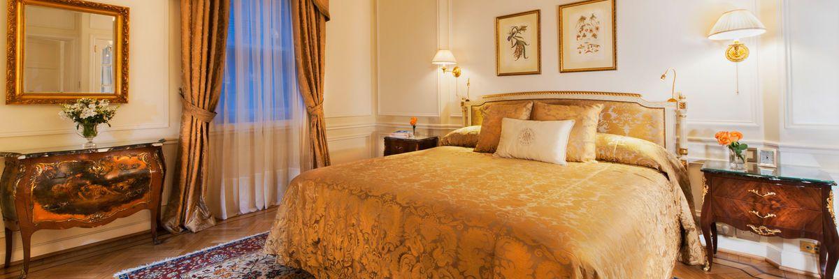 Bedroom Suite (Gobernador Ejecutiva), Alvear Palace Hotel, Buenos Aires