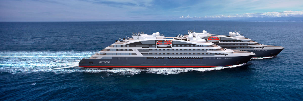 PONANT takes delivery of Le Lapérouse