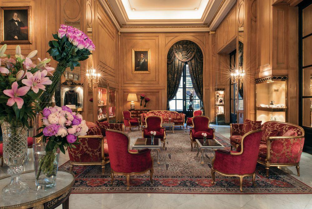 Lobby, Alvear Palace Hotel, Buenos Aires