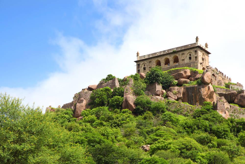 Golkonda, Hyderabad, India