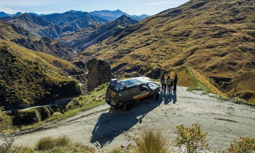 4WD Skippers Canyon