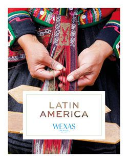 Cover for brochure Latin America