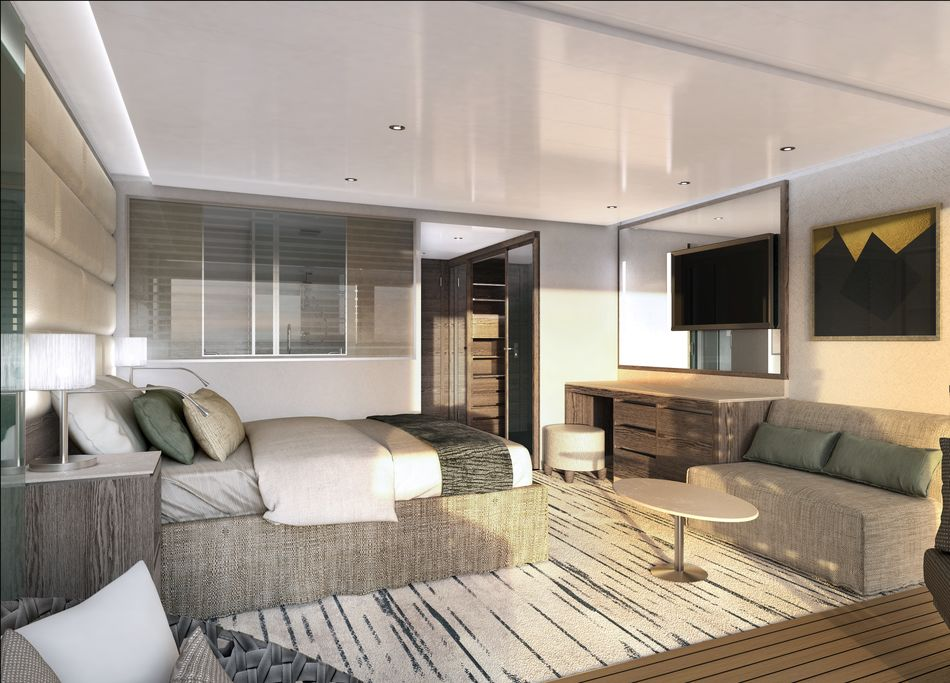 Superior Veranda Suite, Silver Origin