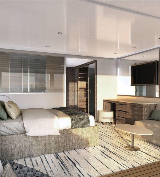 Superior Veranda Suite on Silver Origin