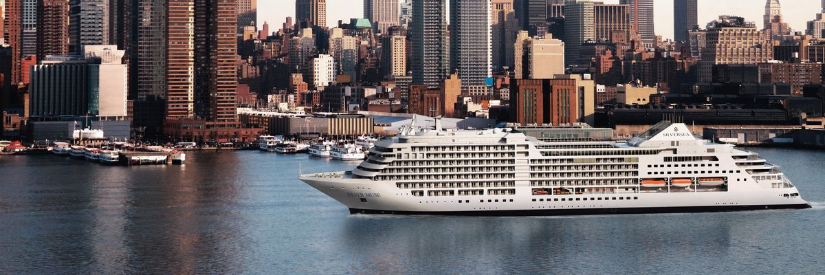 Silversea Silver Muse Revealed