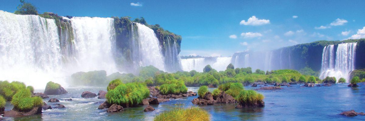 Iguazú falls, Argentina/Brazil