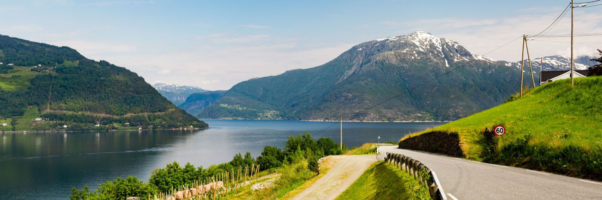 Discovering Roald Dahl's Norway