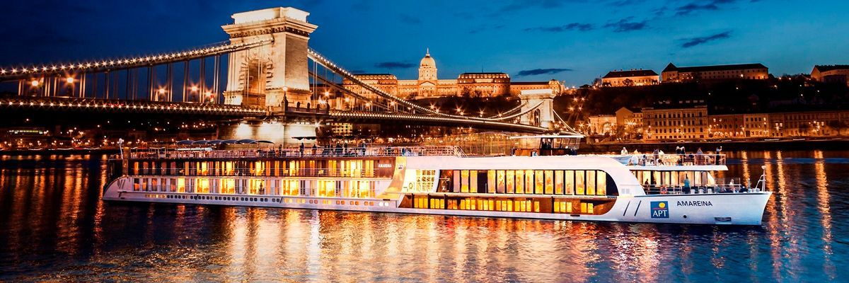 Six Reasons to Cruise on APT River Cruises