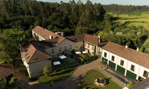 A Quinta da Auga, Santiago de Compostella