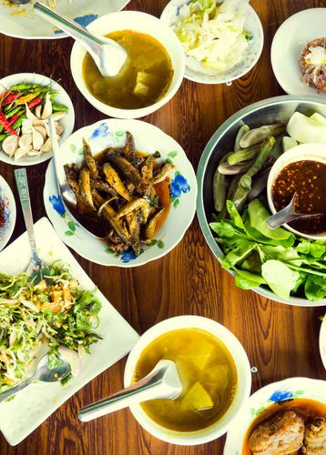 Myanmar assar-asa: Eating the Burmese way