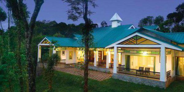 Aanavilasam Luxury Plantation House