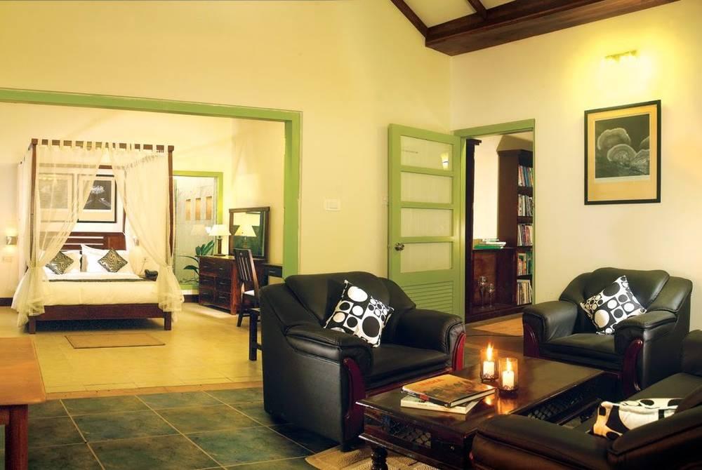 Aanavilasam suite, Aanavilasam Luxury Plantation House, Kerala