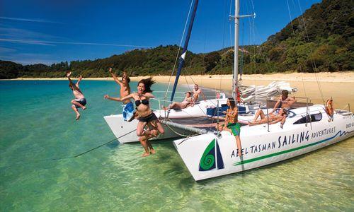 Abel Tasman Full Day Sailing