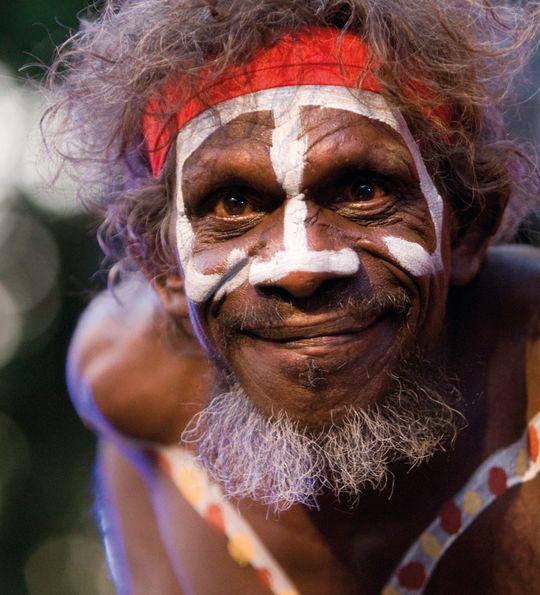 Aboriginal Dance, Northern Territory, Australia