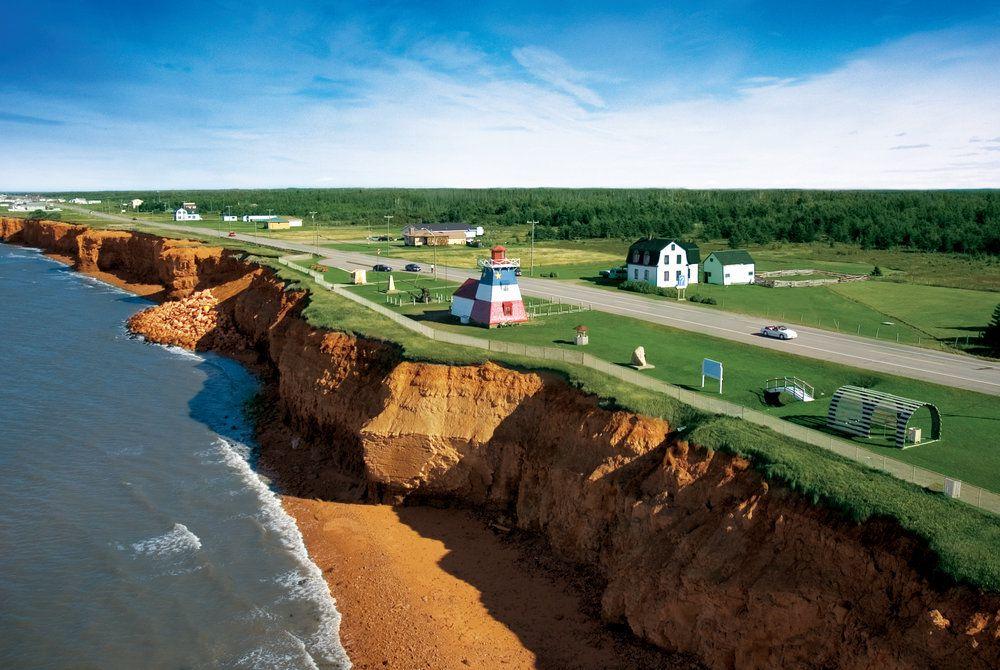 Acadian Coastal Drive, New Brunswick