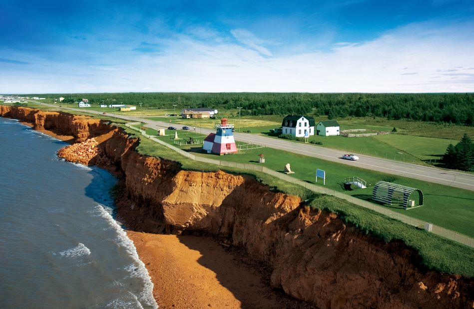 Acadian Coast New Brunswick