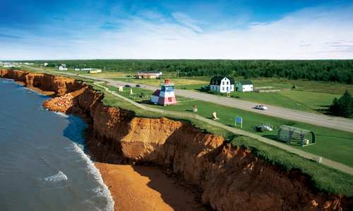 Acadian Coast, New Brunswick