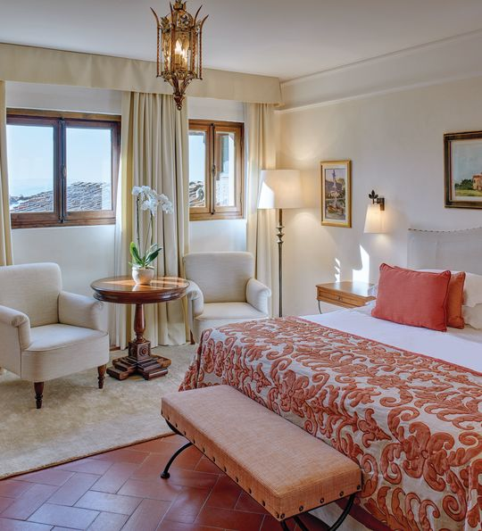 Accommodation, Belmond Villa San Michele