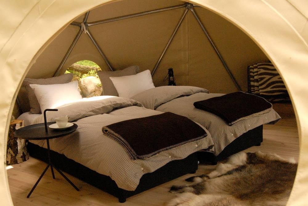 Accommodation, Island Lodge