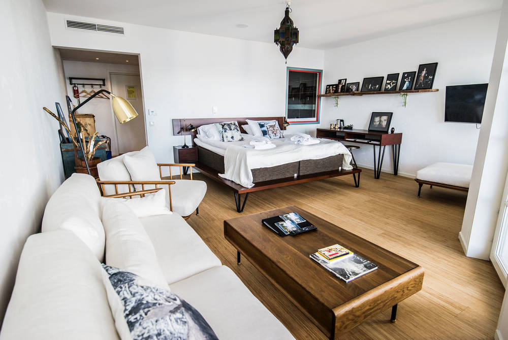 Accommodation, Orbaden Spa & Resort