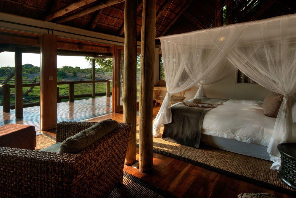 Accommodation, Savute Safari Lodge
