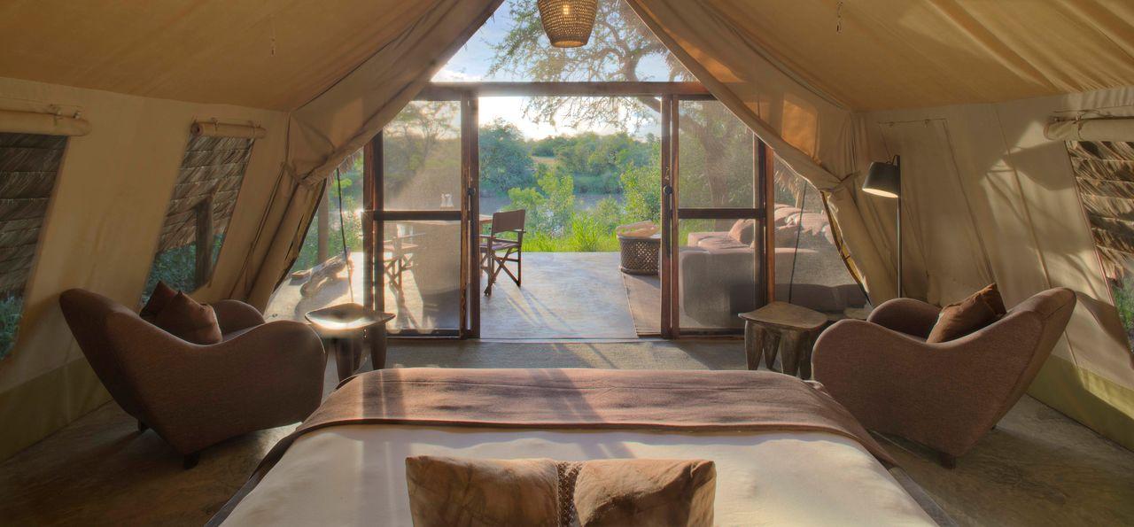 Accommodation, &Beyond Grumeti, Serengeti, Tanzania