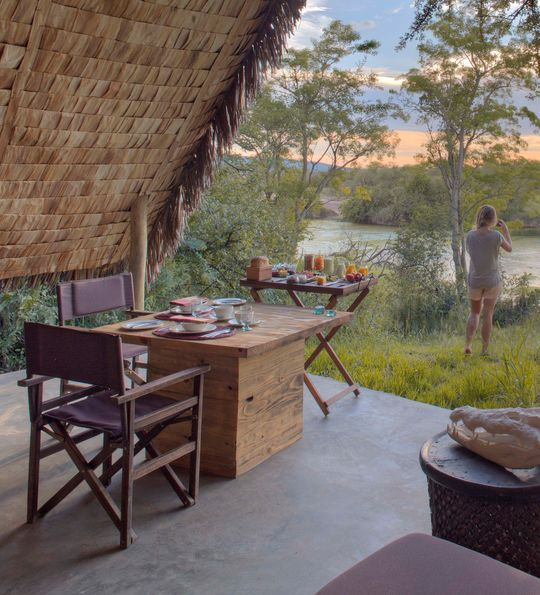 &Beyond Grumeti Serengeti Tented Camp, Tanzania